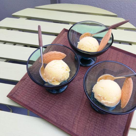 GW中の発送について& 手作りアイスクリーム