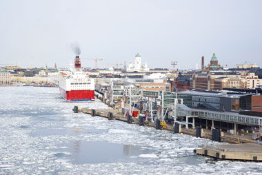 IMGP3857フィンランド港