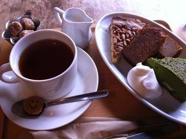 カフェロッタケーキ